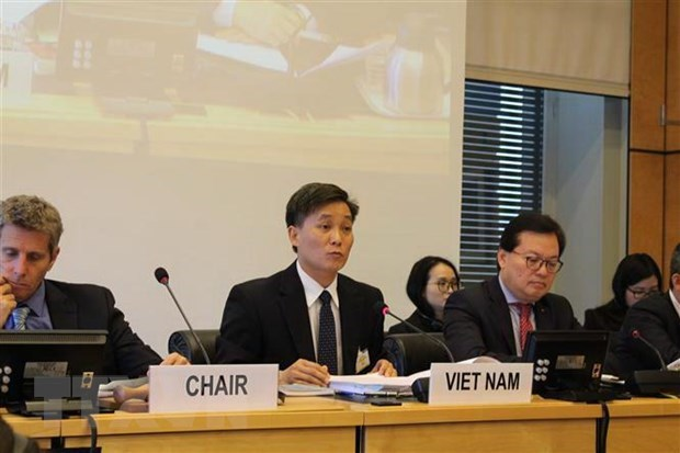 Vietnam pledges to keep up efforts to promote civil, political rights hinh anh 1