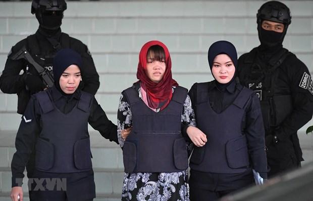 Vietnam asks Malaysia to ensure fair trial for Doan Thi Huong hinh anh 1