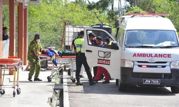Malaysian concerns over toxic chemical leak, over 100 schools closed hinh anh 1