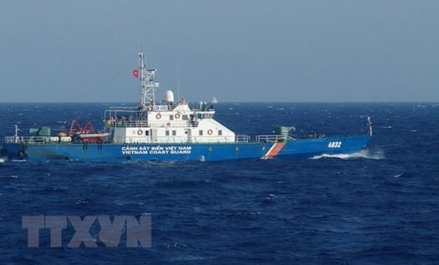 ARF Inter-Sessional Meeting on Maritime Security opens in Da Nang hinh anh 1