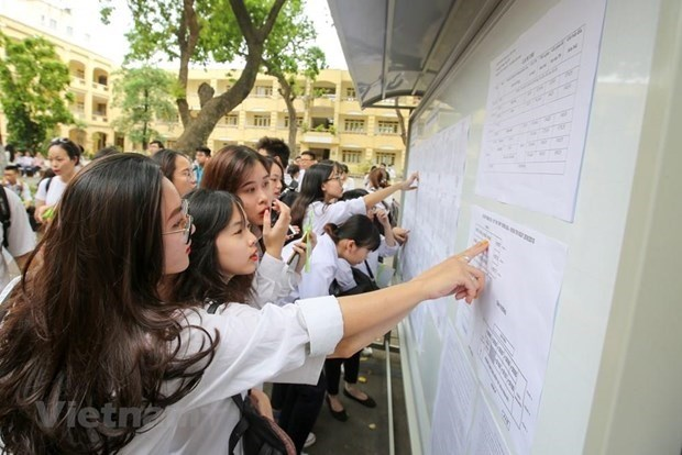 Modified test results from Hoa Binh cheating scandal discarded hinh anh 1