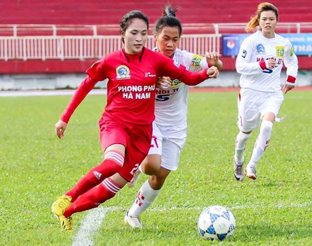 Women's football team to play friendlies ahead of Olympic qualification campaign hinh anh 1