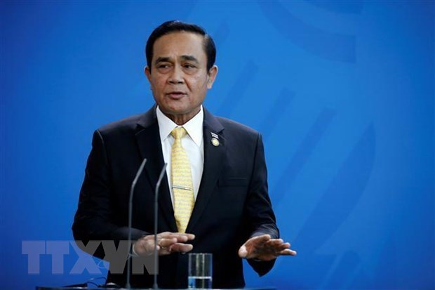 Thai PM: cyber security law will not be used to tap phones hinh anh 1