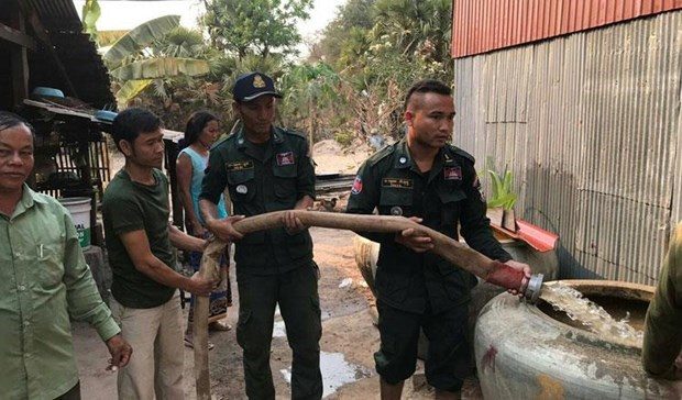 Thai province to supply water to Koh Kong of Cambodia hinh anh 1