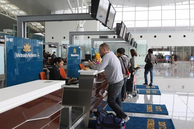 Vietnam Airlines launches new airport map application hinh anh 1