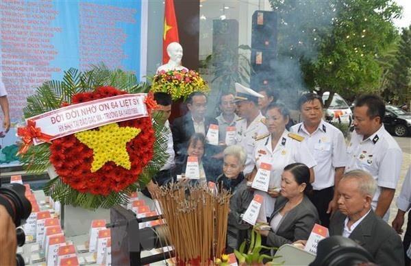 Over 500 Gac Ma veterans meet in Phu Yen hinh anh 1