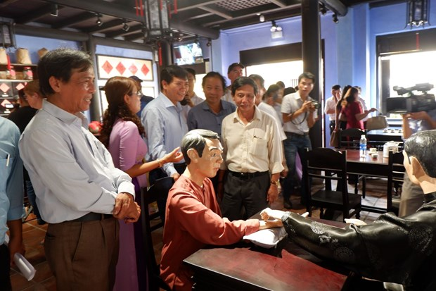 Traditional medicine museum debuts in Hoi An hinh anh 1