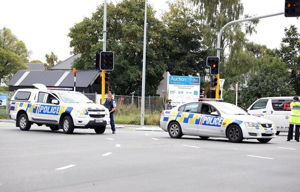 Vietnam strongly condemns shooting attacks in New Zealand hinh anh 1