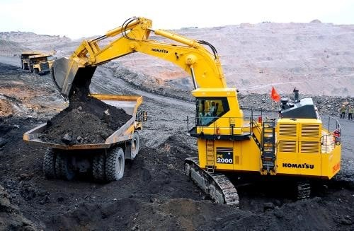 Vinacomin strives to meet increasing demand for coal hinh anh 1