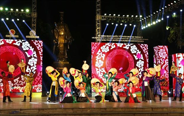 International Francophone Day marked in Hanoi hinh anh 1
