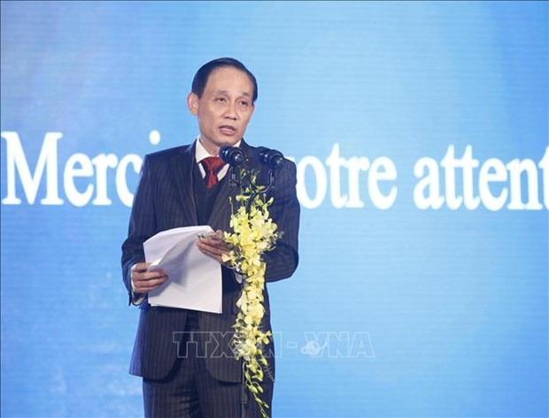 International Francophone Day marked in Hanoi hinh anh 2