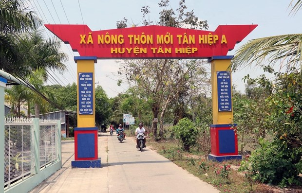 New rural area programme to achieve five-year target in mid-2019 hinh anh 1