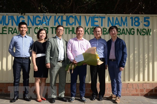 Expats in Australia help with sci-tech application in homeland hinh anh 1