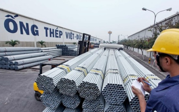 RoK steel companies eye investment in Vietnam hinh anh 1