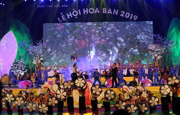 Ban flower festival 2019 kicks off in Dien Bien hinh anh 1