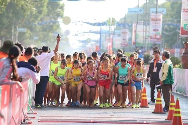Nearly 2,000 runners to take part in national marathon hinh anh 1
