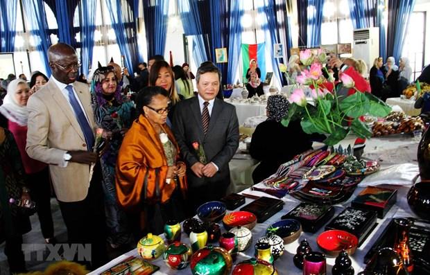 Vietnam's culture, cuisine promoted in Algeria hinh anh 1