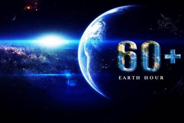 Da Nang responds to Earth Hour 2019 hinh anh 1