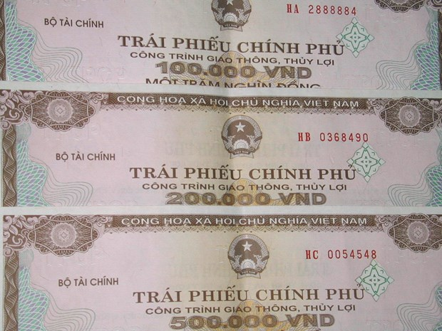 More than 60.2 trillion VND raised from G-bond auctions hinh anh 1