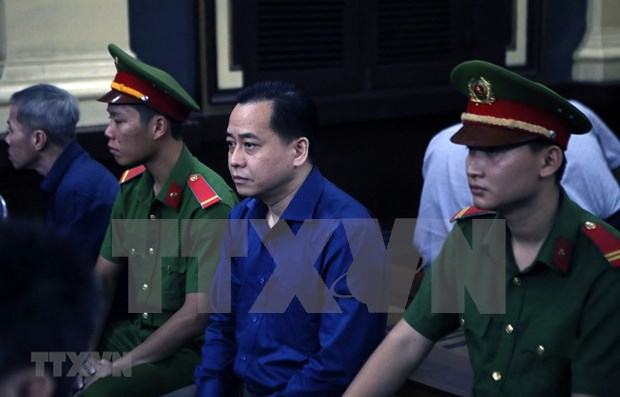 Five prosecuted for involvement in Phan Van Anh Vu's case hinh anh 1