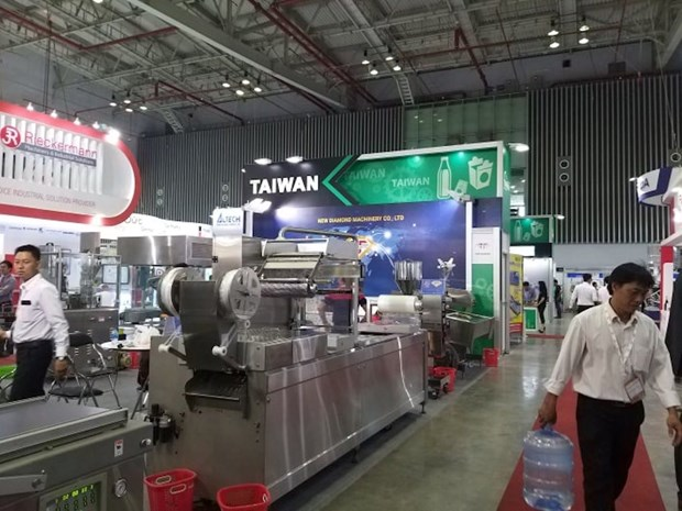 Processing, packaging exhibition opens in Ho Chi Minh City hinh anh 1