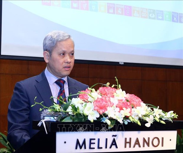 Set of statistical indicators on sustainable development unveiled hinh anh 1
