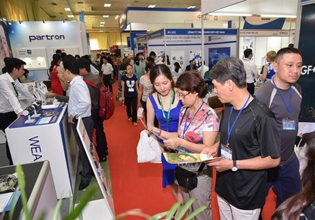 Vietnam Expo 2019 to draw 500 businesses hinh anh 1