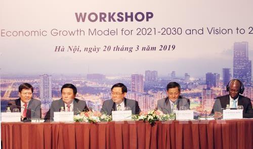 Seminar talks Vietnam's economic growth model hinh anh 1