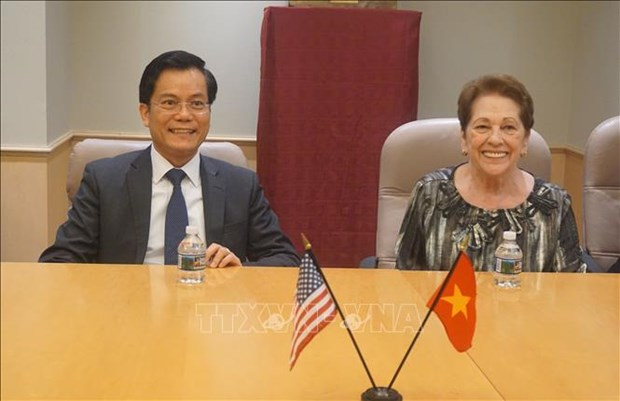 Vietnam, US join hands to heal war wounds hinh anh 1