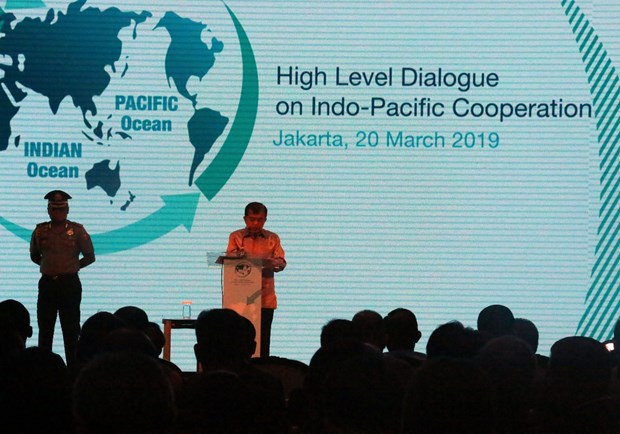 Vietnam attends high-level dialogue on Indo-Pacific cooperation hinh anh 1