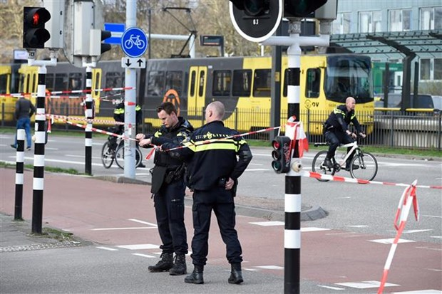 Leaders send condolences to Netherlands over tram shooting hinh anh 1