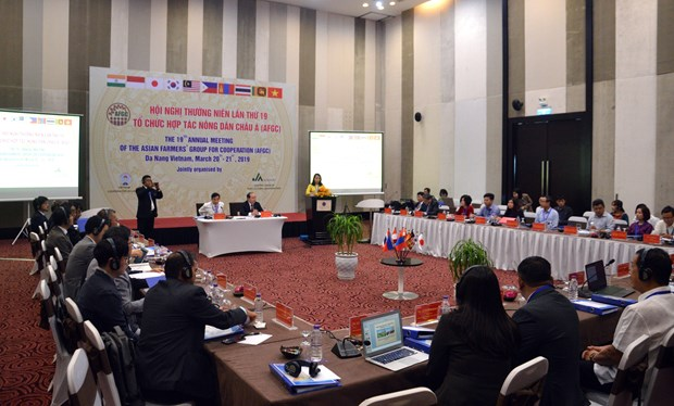 Asian farmers' organizations share climate change response experience hinh anh 1