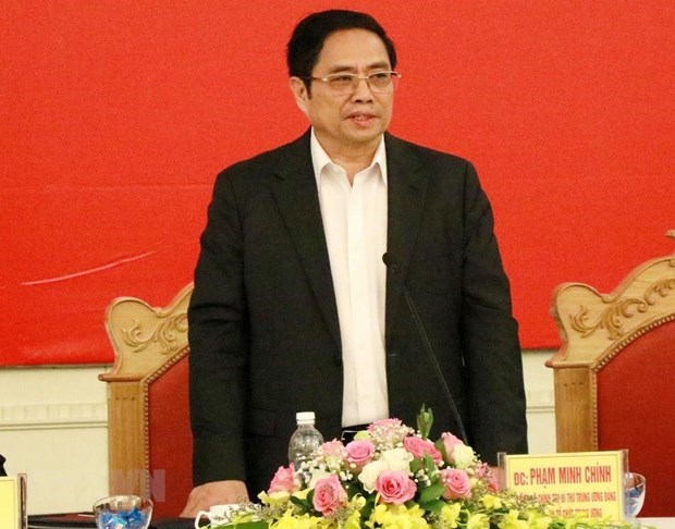 Meeting discusses reports on Party building, its statutes hinh anh 1