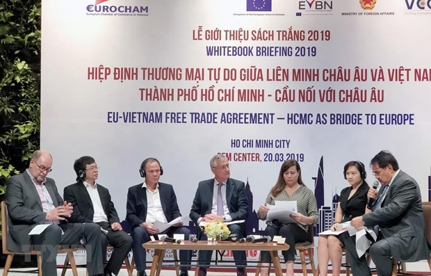 Ho Chi Minh City – a bridge to Europe hinh anh 1