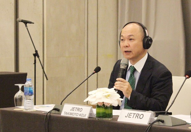 Meeting finds ways to remove difficulties for Japanese food firms hinh anh 1