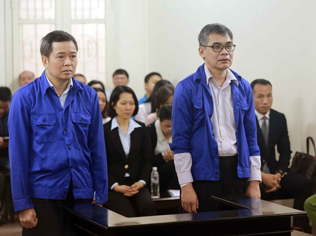 Prison terms proposed for ex-leaders of Vietsovpetro hinh anh 1