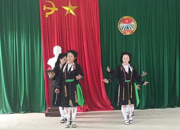 San Diu ethnic group's folk singing named national intangible cultural heritage hinh anh 1