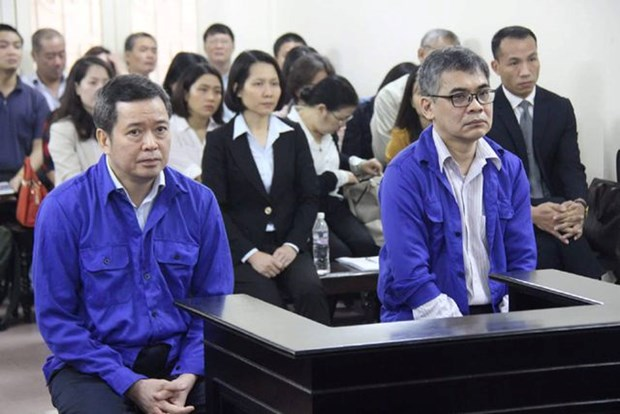 Trial of ex-leaders of Vietsovpetro begins hinh anh 1