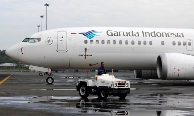 Indonesia's Garuda cancels order for 50 Boeing 737 MAX 8 planes hinh anh 1