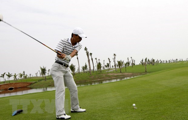 Vietnam has huge potential for golf tourism hinh anh 1