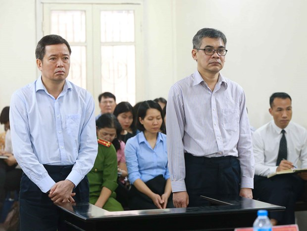 Court announces punishments for ex-leaders of Vietsovpetro hinh anh 1