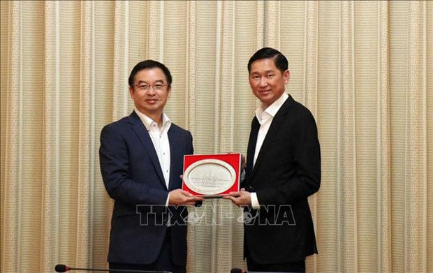HCM City backs Thailand's KBank to open first branch in VN hinh anh 1