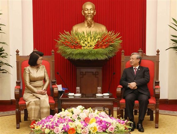 Vietnam treasures friendship with Cambodia: Party official hinh anh 1