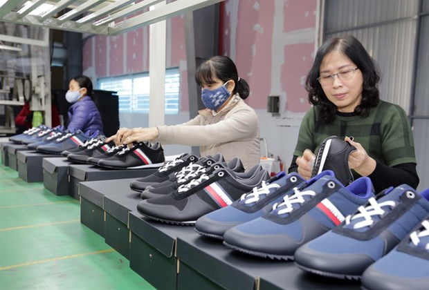 Vietnam exports a billion pairs of shoes each year hinh anh 1