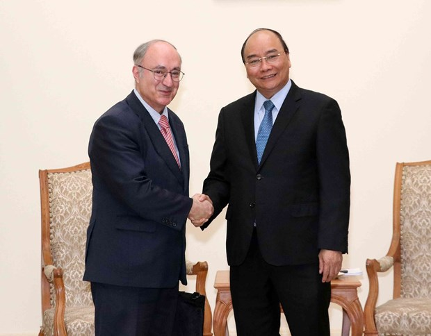 Government supports Vietnam-Germany University: PM hinh anh 1