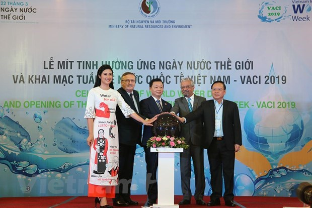Events look to enhance public awareness of water resources hinh anh 1