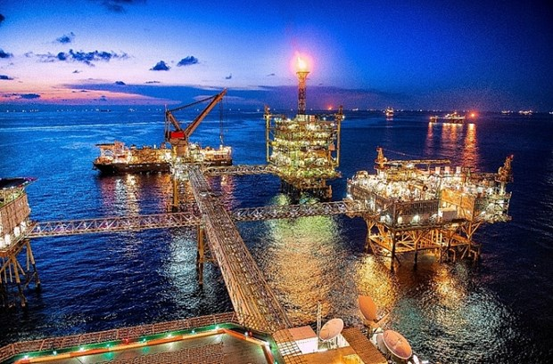 Vietsovpetro surpasses production targets in two months hinh anh 1