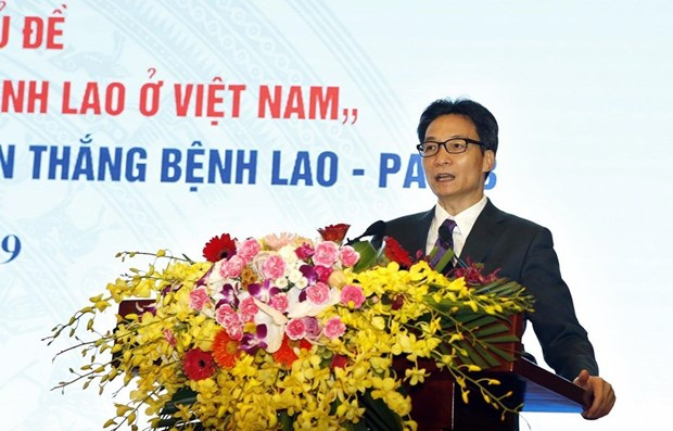 Deputy PM calls for stronger actions to eliminate TB by 2030 hinh anh 1