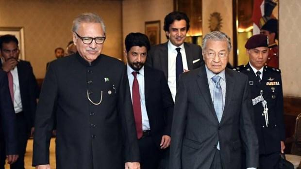 Malaysia, Pakistan strengthen ties hinh anh 1