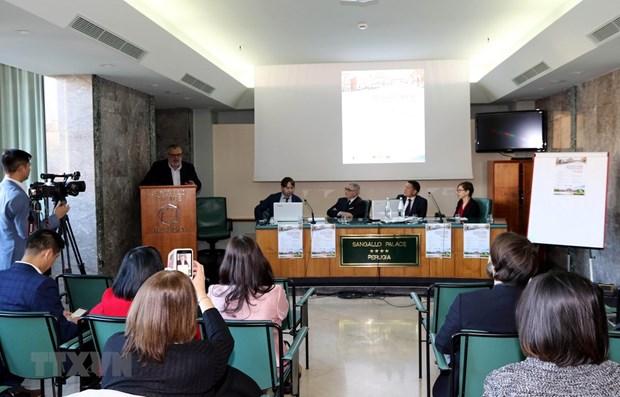 EVFTA to fuel Vietnam – Italy trade: workshop hinh anh 1